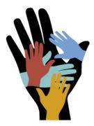 vijf handen