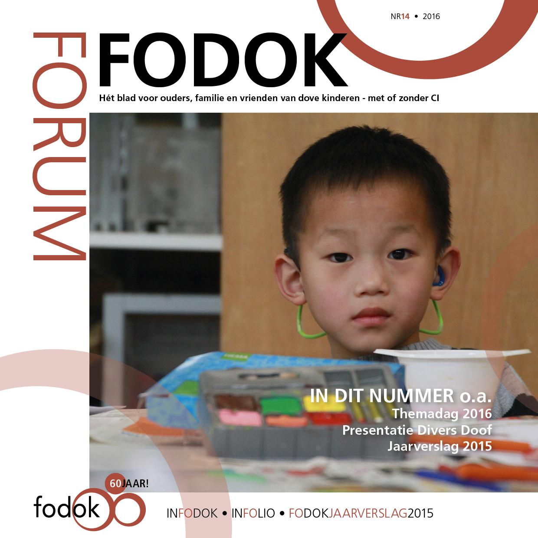 FODOKFORUM 14