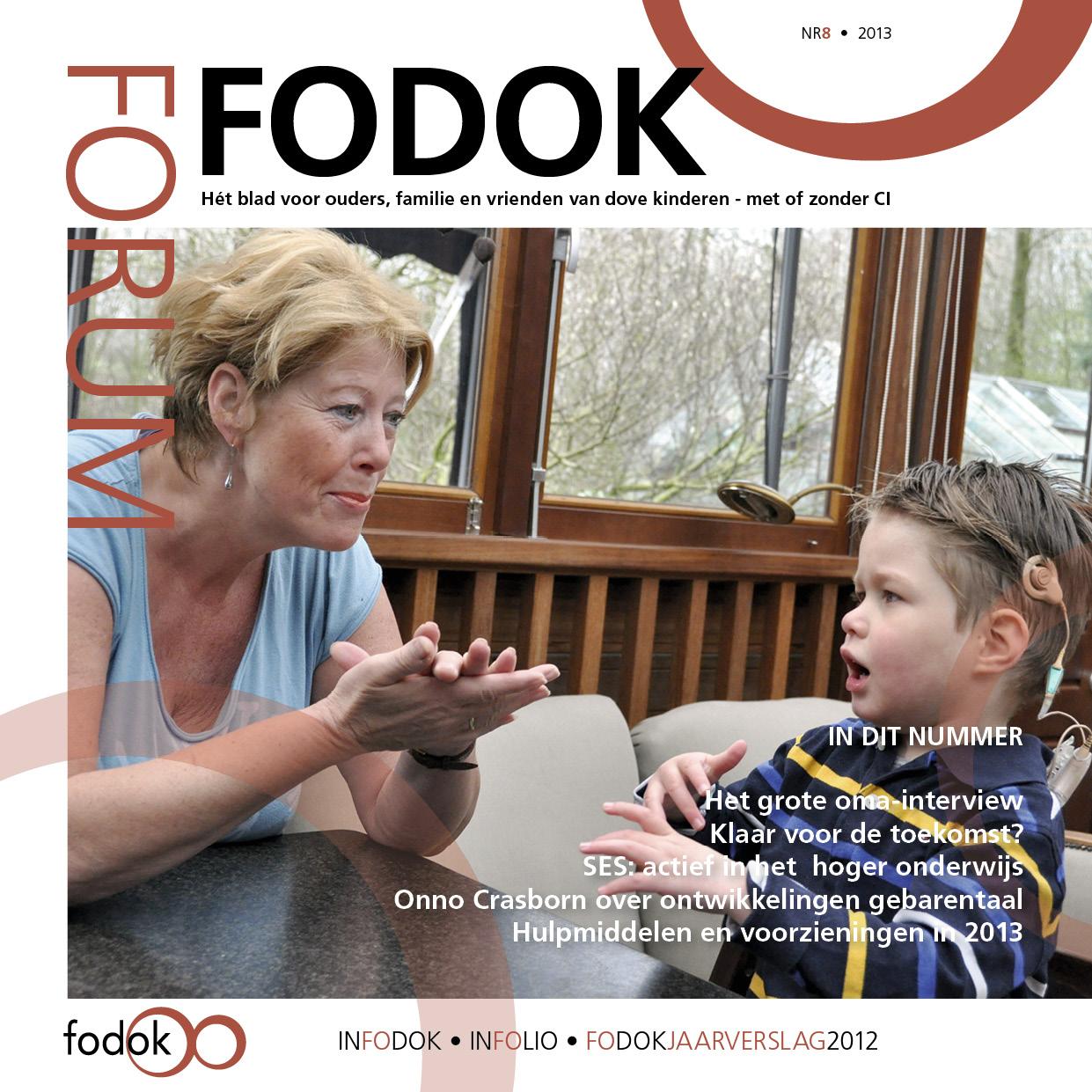 FODOKFORUM 8
